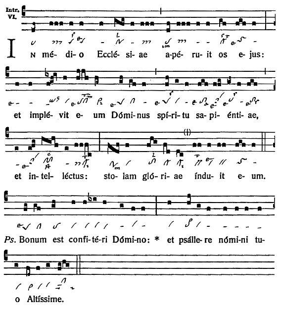Graduale Novum. Editio magis critica iuxta SC 117. Tomus II: De feriis et sanctis, p. 198-199. (c) ConBrio Verlagsgesellschaft/Libreria Editrice Vaticana 2018.