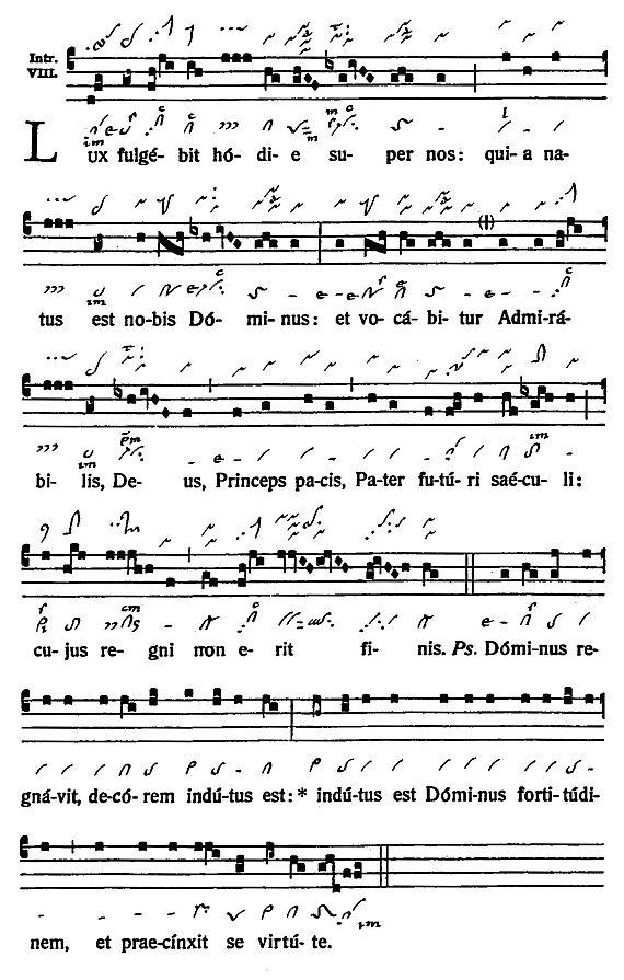 Graduale Novum. Editio magis critica iuxta SC 117. Tomus I: De dominicis et festis, p. 24. (c) ConBrio Verlagsgesellschaft/Libreria Editrice Vaticana 2011.