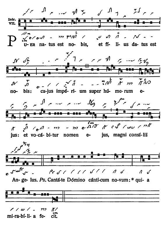 Graduale Novum. Editio magis critica iuxta SC 117. Tomus I: De dominicis et festis, p. 28. (c) ConBrio Verlagsgesellschaft/Libreria Editrice Vaticana 2011.