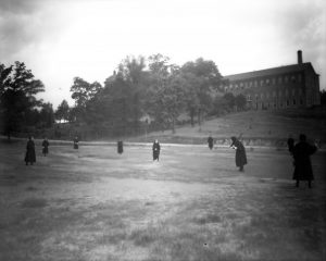 postulants play ball 1944