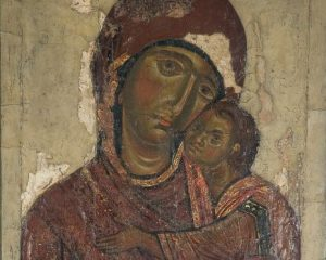 Icon of Mother of God of Tenderness