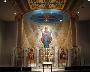 Byzantine Chapel